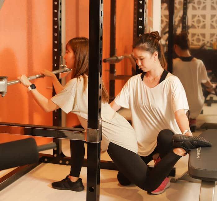 女性専用のパーソナルトレーニングジム フレイム