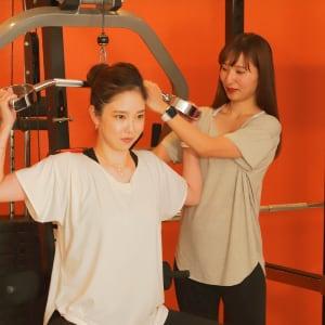 女性トレーナーによるパーソナルトレーニング
