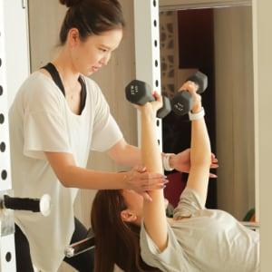女性専用のトレーニングジム